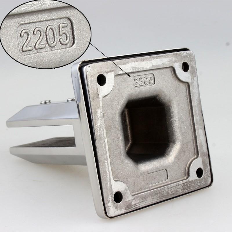 Base Plate Spigots - Square