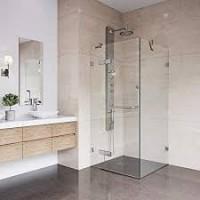 Corner Shower System
